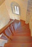 Escadas interiores foto de stock royalty free