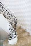 Escadas interiores fotografia de stock royalty free