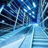 Escadas interiores modernas foto de stock