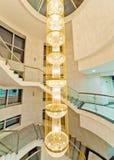 Escadas luxuosas Imagem de Stock