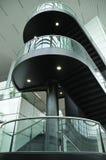 Escadas modernas Imagens de Stock