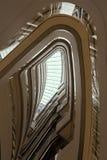 Escadas na torre Foto de Stock Royalty Free