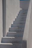 Escadas no edifício grego Fotos de Stock