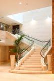 Escadas para cima fotografia de stock