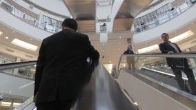 Escadas rolantes na alameda filme