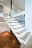 Escadas sem trilhos imagem de stock royalty free