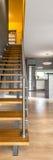 Escadas simples e modernas Imagens de Stock