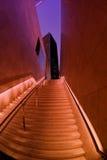 Escadas urbanas Imagem de Stock