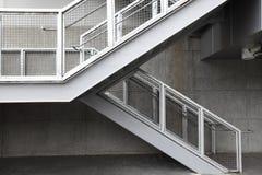 Escadas vazias Fotografia de Stock Royalty Free