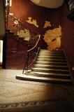 Escadas velhas Imagem de Stock Royalty Free