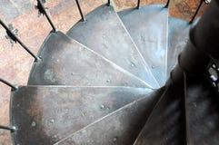 Escadas velhas Foto de Stock