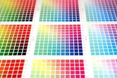 Escala de cores imagens de stock royalty free
