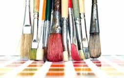 Escala de cores Imagens de Stock