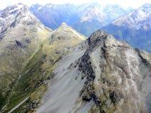 Escala de montanha Imagem de Stock Royalty Free