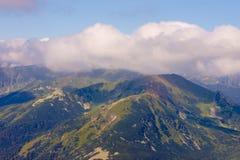 Escala de montanha Fotos de Stock Royalty Free