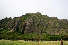 Escala de montanha de Ko Olau Fotos de Stock