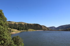 Escala de montanha do Sawtooth em Idaho imagens de stock royalty free