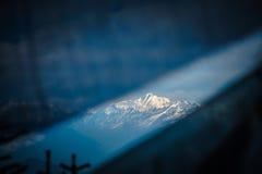 Escala dos Himalayas Fotos de Stock Royalty Free