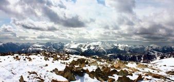 Escala norte de Chuya, Altai Foto de Stock Royalty Free