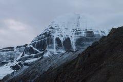 Escala Tibet de Kailash Himalayas da montagem Fotografia de Stock