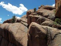 Escalade de l'Arizona Photos stock
