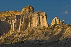 escalante απότομων βράχων μεγάλη σκ στοκ εικόνες με δικαίωμα ελεύθερης χρήσης