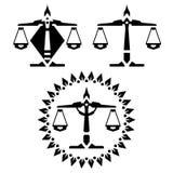 escalas ilustração do vetor