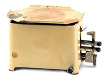 Escalas mecánicas antiguas Fotos de archivo libres de regalías