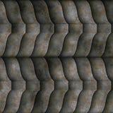 Escalas oxidadas do metal Fotografia de Stock