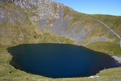 Escalas Tarn, Blencathra, distrito inglês Reino Unido do lago fotografia de stock royalty free
