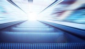Free Escalator Royalty Free Stock Photography - 12160277