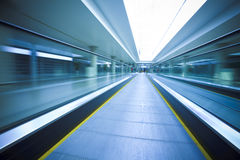 Escalator Royalty Free Stock Images