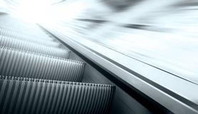 Escalator Royalty Free Stock Image