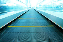 Escalator Stock Images