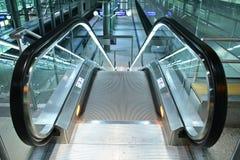 Escalator Royalty Free Stock Photography