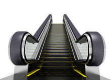 Escalator Stock Photos