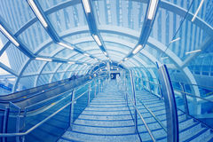 Escalator Photo stock