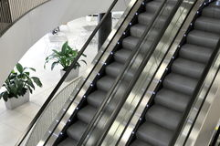 Escalator images stock
