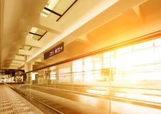 Escalator Image libre de droits