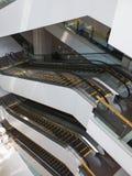 Escalator Images libres de droits