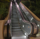 Escalator Images libres de droits