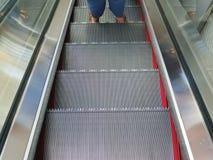 Escalator Royalty Free Stock Photos