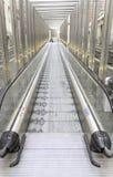 Escalator in the city Stock Photos
