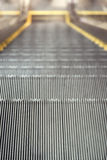 Escalator Close up. As Background Stock Images