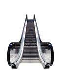Escalator, conceptual image. Royalty Free Stock Images