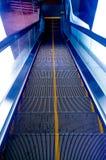 Escalator de roulement photos libres de droits