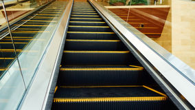 Escalator Royalty Free Stock Photo