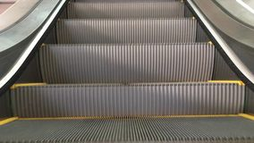 Escalator stock footage