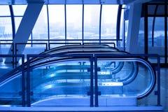 Escalator enter Royalty Free Stock Photos