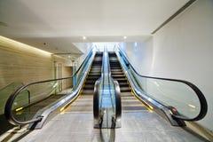 Escalator Escalating Stock Images